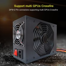 2600W Switching Server Power Supply 93% Mining Machine Power Source for Ethereum S9 S7 L3 Rig Mining Bitcoin 90-270V