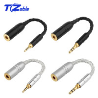 Headphone Cord 2.5mm 3.5mm To 4.4mm Audio Connector Cable Jack 3.5 Male Female AUX Extension Cable Adapter Headset Speaker