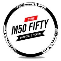 M50 пятьдесят 26er 27.5er 29er Mountain наклейка для велосипеда МТВ колесные наклейки