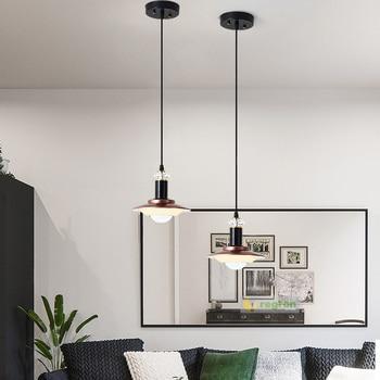 Modern Hanging Light LED Bedside Lamp Lustre Crystal Restaurant Light 12W 220V New Products Dining Room Pendant Lamp Lighting