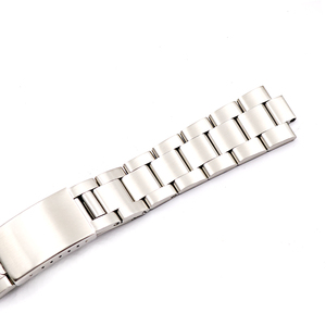 Image 5 - CARLYWET 19 20mm 316L Stainless Steel Two Tone Gold Silver Watch Band Bracelet Hollow Curved End For Vintage Oyster