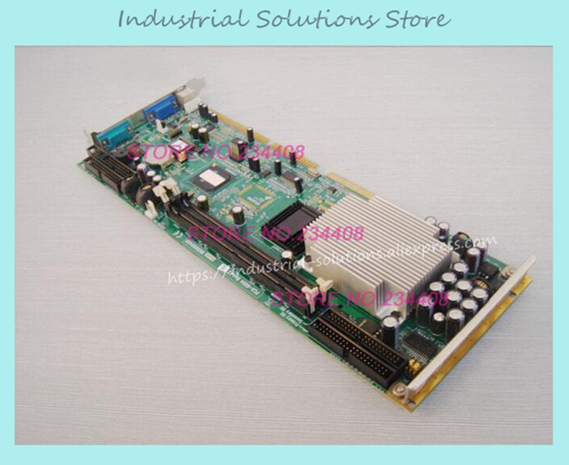 IPC Motherboard PCA-6004 Rev.A2 PCA-6004V PCA-6184 100% tested perfect quality pca 6003 pca 6003ve a2 industrial motherboard tested good board with fan cpu and ram