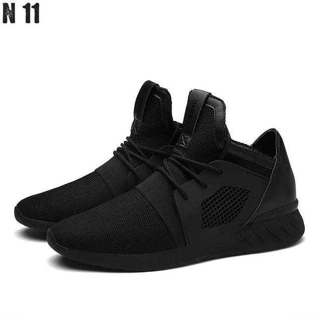 Hommes d'été de Chaussures De Mode casual chaussures Doux Respirant Maille Printemps Dentelle-up 2017 Hommes Chaussures Confortables Chaussures Hommes grande Taille 39-45