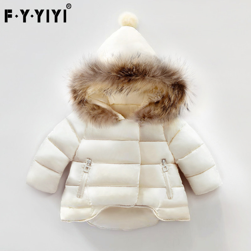 Children clothing Winter Kids Jackets Girls' clothes New Winter Collection Thick coat winter baby down jacket new children down jacket out clothing winter ski clothes winter jacket for girls children outerwear winter jackets coats