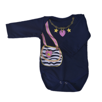 KEIUMI 22 23 Inch Reborn Doll Clothes Fashion Clothes For Baby Doll Black Romper With