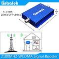 Lintratek 2100 MHZ 3G WCDMA Repetidor de Señal 20dBm 65db Amplificador de Antena 3G Potenciadores de la Señal Del Teléfono Móvil 2100