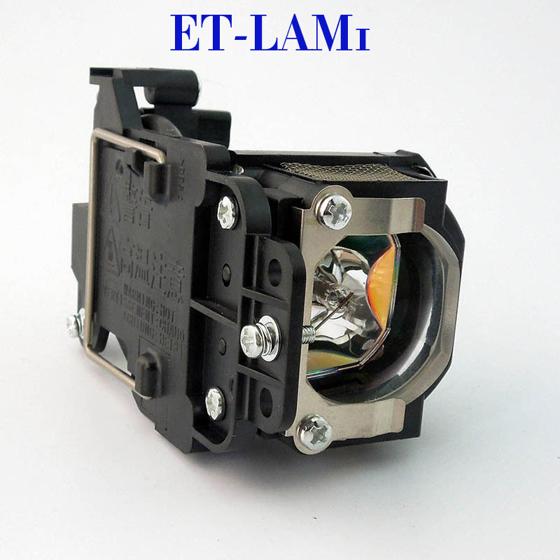 Free Shipping Brand New replacement projector bulb with hosuing ET-LAM1 For PT-LM1/PT-LM1E/PT-LM2/PT-LM2E original projector lamp et lab80 for pt lb75 pt lb75nt pt lb80 pt lw80nt pt lb75ntu pt lb75u pt lb80u
