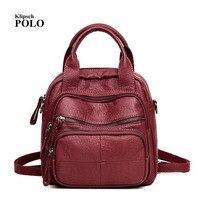bucket bag women leather handbags bolsas bolsa feminina bolsos mujer shoulder messenger crossbody les sacs des femmes purses