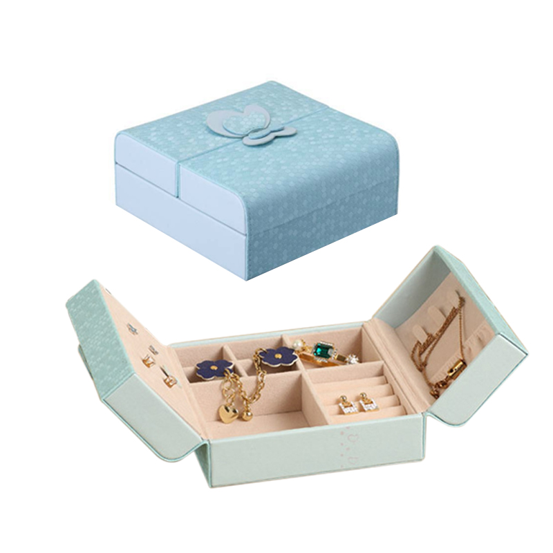 Кожа pu шкатулка Для женщин шкатулка для Аксессуары косметический Макияж контейнер для хранения Organizor коробка для хранения подарок на Новый год