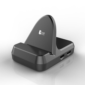 Image 2 - NEX Tastatur Maus Konverter Station Stehen Docking Adapter für Android Telefon PUBG Gamepad Joystick Spiele Controller BattleDock