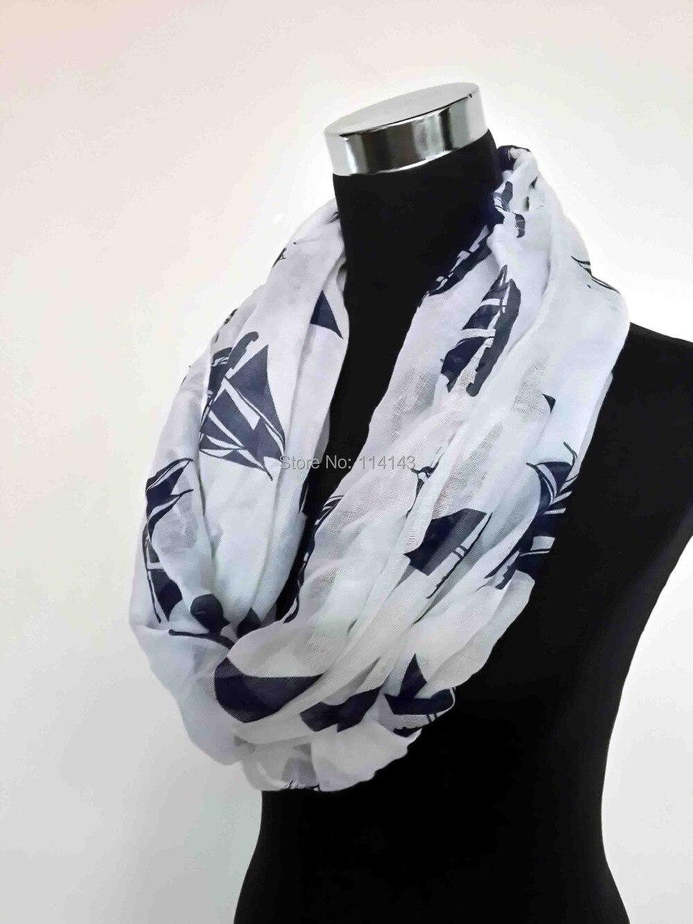 online get cheap sailboat print scarf aliexpress com alibaba group