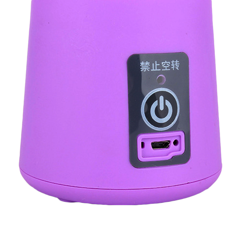 Behokic USB Mini Portable Blender 380ML 5