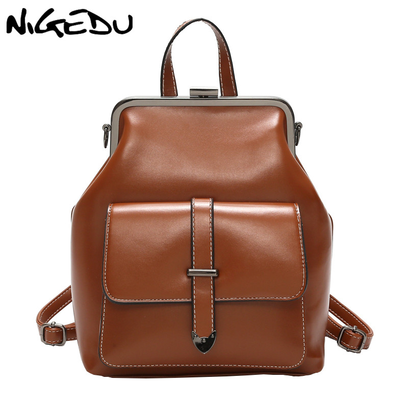 f2020e09611b Vintage Women Backpacks Small multifunctional backpack female shoulder font  b bag b font Girls font b
