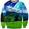 Space Themed sweatshirts Men Hoodies  4