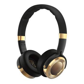 Mi Headphones Black Foldable over Ear Hi-Fi Stereo Headset with Built-in Mic