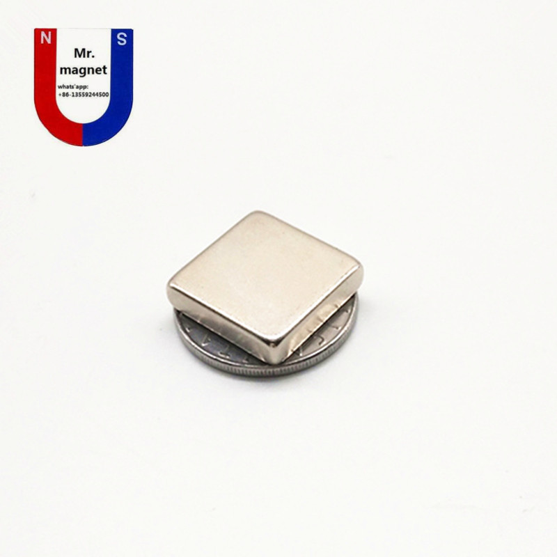 50pcs high quality 20x20x5mm strong neo neodymium magnet 20x20x5, NdFeB magnet 20*20*5mm, 20mm x 20mm x 5mm magnets 20*20*5-in Magnetic Materials from Home Improvement    1