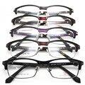Exceder Luz Tr 90 óculos de Miopia Espetáculo Quadro Coreano Restaurar Antigas Formas Óculos de Armação Redonda De Metal Óculos Full Frame Jogo Olho