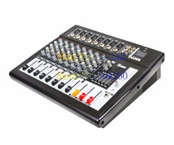 Pro 8 road with power amplifier tuning table balance home KTV stage performance equipment tuning table 802D