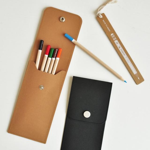 新品⭐ 無印良品 ペンケース 生成