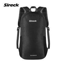 Sireck Bike Bag Women Men Ultralight Foldable Bicycle Cycling Backpack Bag Sports Mochila Camping Gym Hiking Backpack Rucksack