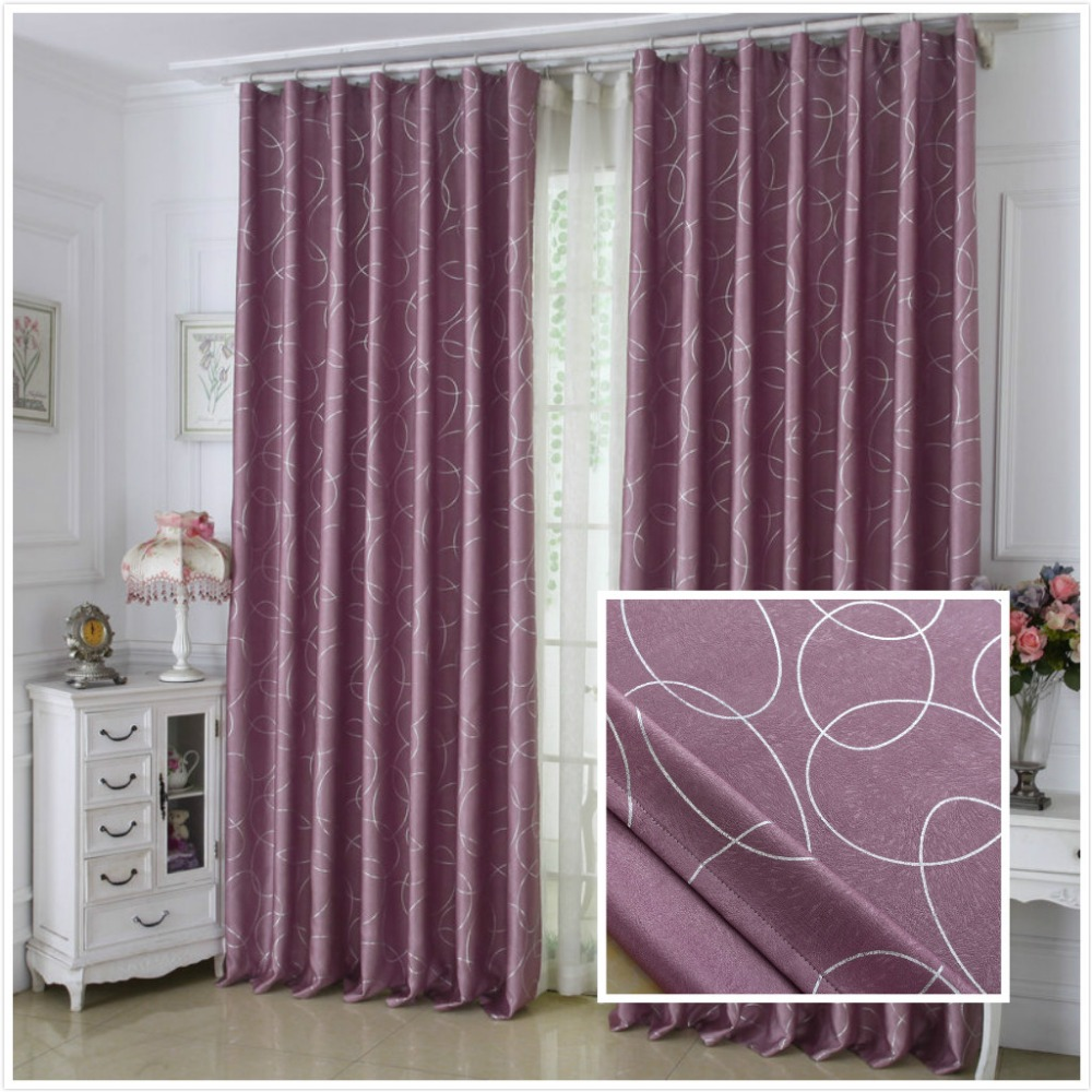 silver pressed thicking bright velvet blackout curtain. Black Bedroom Furniture Sets. Home Design Ideas