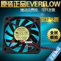 12V0. 35A R126010BU 6010 6 CM 3 fios dupla bola grande volume de ar do ventilador da CPU