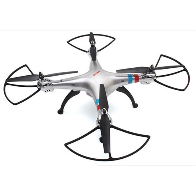 New Arrival Syma X8G 2.4G 4CH Headless Mode Without Camera Battery Transmitter RC Quadcopter Helicopter BNF Camera Drone