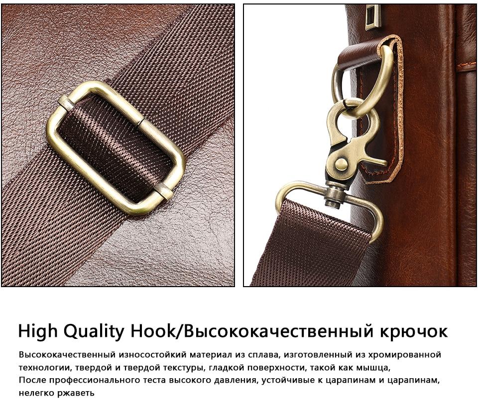 HTB1UFz5XQ9E3KVjSZFrq6y0UVXa8 WESTAL Men's Briefcase Men's Bag Genuine Leather Laptop Bag Leather Computer/Office Bags for Men Document Briefcases Totes Bags