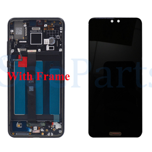 Image 4 - For Huawei P20 LCD Screen Touch Screen Digitizer Assembly EML L29 L22 L09 AL00 For Huawei P20 LCD With Frame Replacement Parts