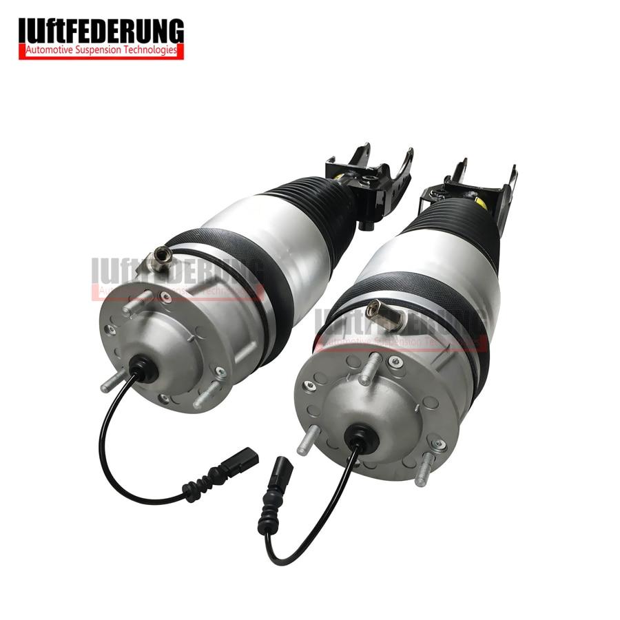 Luftfederung Nouveau 1 * Paire 2011-2013 Air Printemps Avant Suspension Pneumatique Fit Audi Q7 VW Touareg Cayenne 958 7P6616040N (39N)