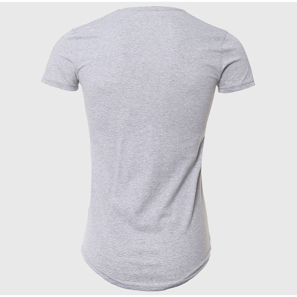 21 Colors Deep V Neck T-Shirt Men Fashion Compression Short Sleeve T Shirt Male Muscle Fitness Tight Summer Top Tees 14