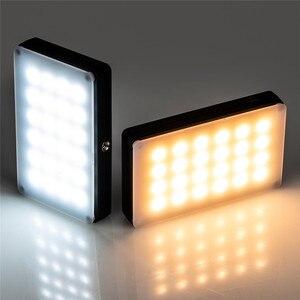 Image 5 - Viltrox RB08 מיני וידאו LED אור מילוי נייד אור 2500K 8500K עבור טלפון מצלמה ירי סטודיו עבור youTube חי