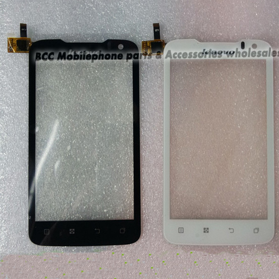 For Lenovo P700 P700i 100 Original New touch screen digitizer touch panel touchscreen Front Glass Black