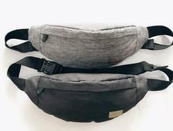 Водонепроницаемый Для мужчин женские Повседневное функциональная поясная сумка Деньги телефон ремень сумка поясная сумка с 3 молнию сумки