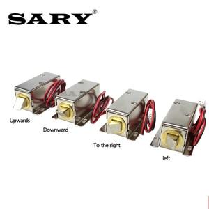 Image 5 - Trava eletromagnética pequena de 0.8a, armários de armazenamento, mini parafuso elétrico, fechadura de gaveta, armário