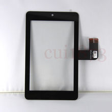 free shipping tracking code Replacement Digitizer Touch Screen Glass For Asus MeMO Pad HD 7″ ME173 ME173X +tools+track code