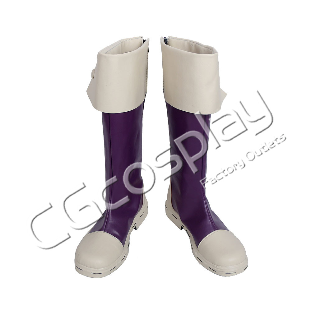 CGCOS Express! Anime Cosplay Chaussures Mon Héros Milieu Universitaire Mina Ashido Bottes Helloween Jeu Cos Accessoires