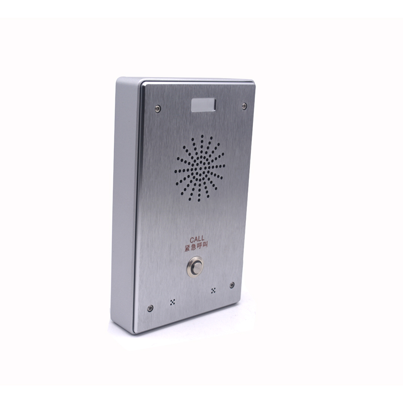 купить Outdoor waterproof ip doorbell voip SIP intercom phone по цене 9383.66 рублей