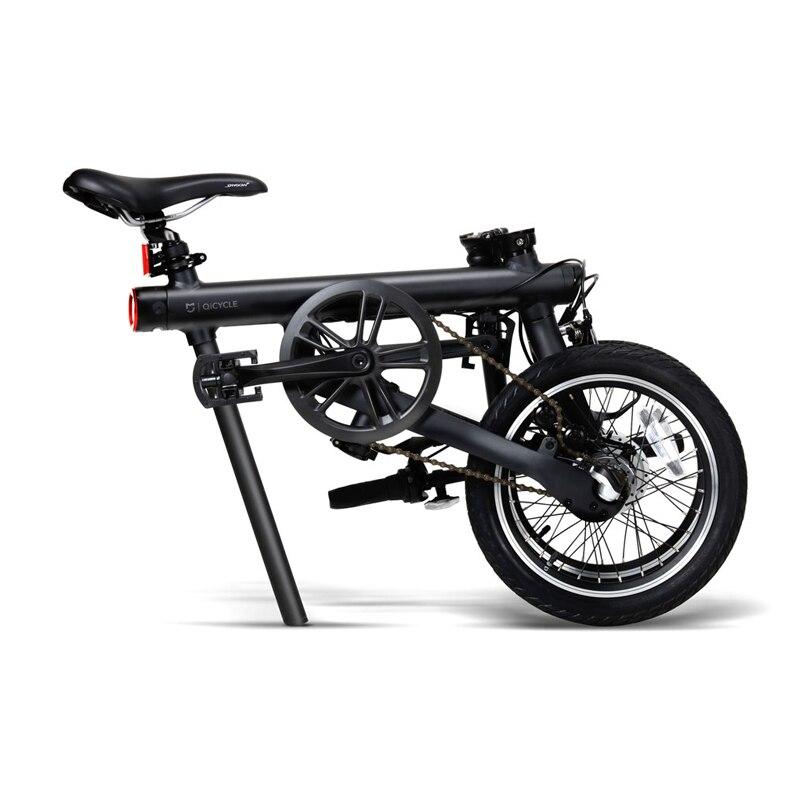 16 zoll Origina XIAOMI qicycle elektrische fahrrad freies verschiffen Mini Versteckte batterty städtischen smart klapp Ebike
