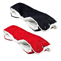 Stroller Warmer Gloves Pushchair Hand Muff Waterproof Pram Accessory Glove Baby Buggy Clutch Cart Muff Glove
