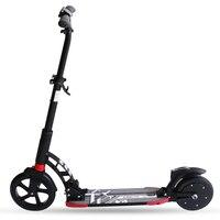 IScooter электрический скутер Смарт Складной longboard ХОВЕРБОРДА скейтборд 2 колеса Бесплатная доставка
