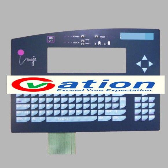 Identification de suivi nouveau S.A. Jamie 1000 S8 clavier à Membrane