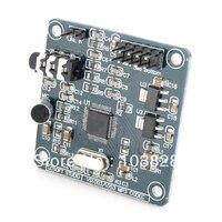 VS1003 Bordo Microfono MP3 Module-Blu