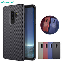 Para samsung galaxy s9 s9 + mais caso nillkin leve dissipação de calor liberação de ar sentir fina capa do telefone para samsung s9 plus