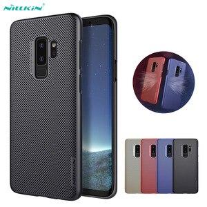 Image 1 - Para samsung galaxy s9 s9 + mais caso nillkin leve dissipação de calor liberação de ar sentir fina capa do telefone para samsung s9 plus