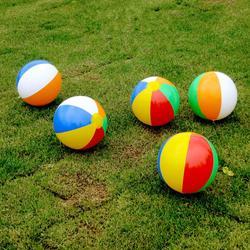 1 Pc Gummi Ball Baby Kinder Strand Pool Spielen Ball Aufblasbare Kinder Gummi Pädagogisches Weiche Learning Spielzeug 23 CM Zufällig stil