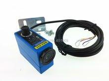 1 шт./лот BZJ-511 Цвет Марк Датчик с Напряжением Питания 10-30В и 2 М кабель Новый