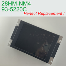 28HM-NM4 93-5220C compatible LCD display monitor 12 inch for H-A-A-S VF1 VF2 VF3 VF4 CNC system