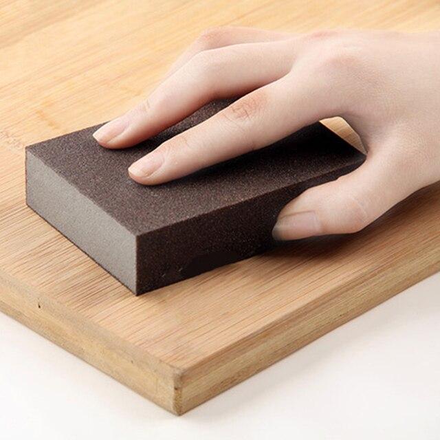 Новейший нано-наждак губка щетка ластик для очистки от накипи кухонный инструмент для очистки ржавчины