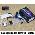 Mais novo Anti Colisão-extremidade Traseira Do Laser Carro luz de Nevoeiro Para Mazda CX-3 CX 3 CX3 2014 ~ 2015/12 V Auto Acessórios Luzes de Freio de Estacionamento